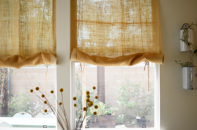 burlap and cheesecloth | CAKIES