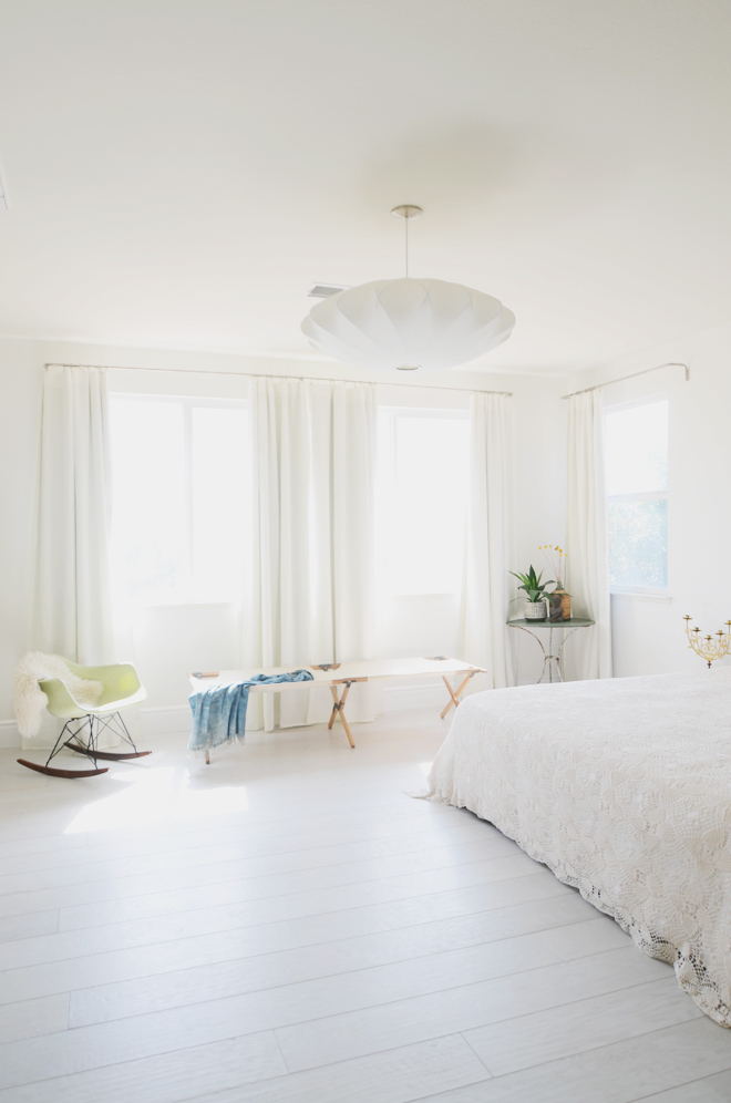 Our master bedroom and diy blackout curtains cakies - Blackout curtains for master bedroom ...