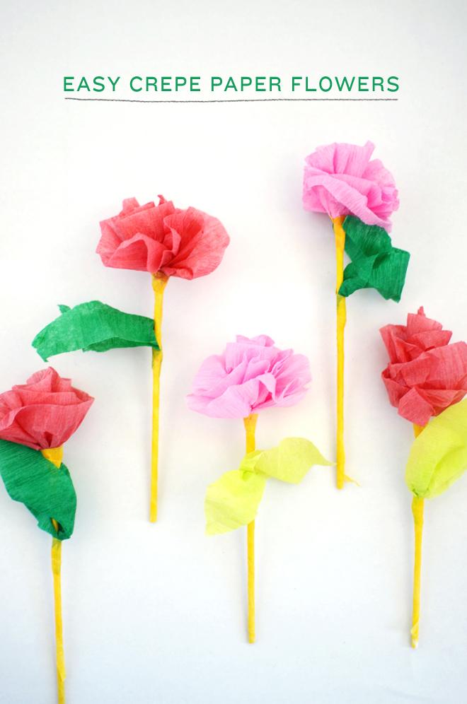 Easy crepe paper flowers cakies easy crepe paper flowers may 4 2017 mightylinksfo